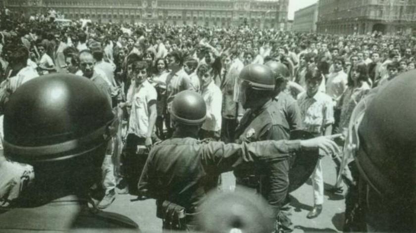 ''Esto lo viví hace 50 años'': José González, participe del movimiento del 68