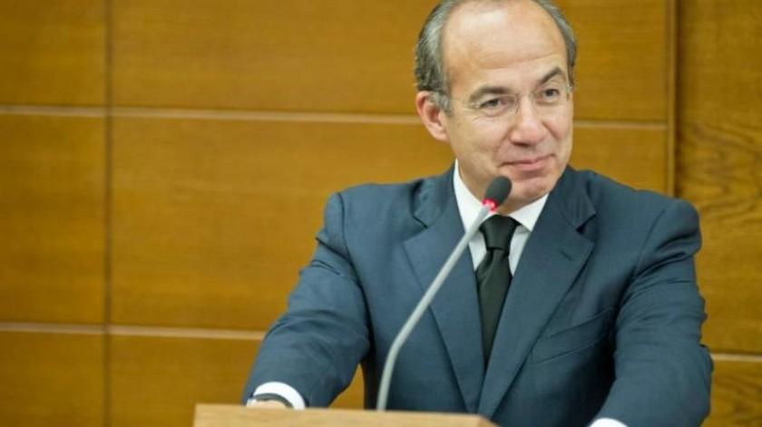 Felipe Calderón califica de traidor, hipócrita y corrupto a Marko Cortés