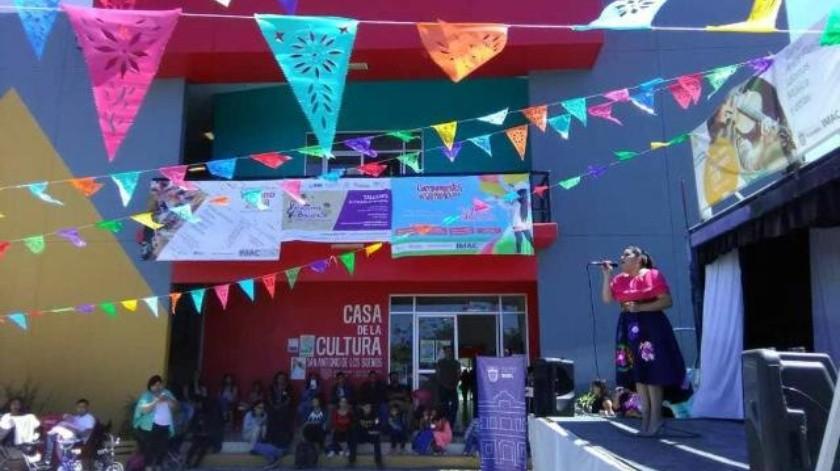 Celebran Casas de la cultura el mes patrio con actividades culturales