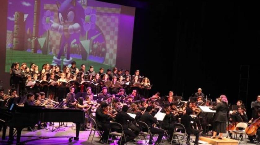 Ofrecen en Cecut concierto 8-Bit Symphony dedicado a videojuegos