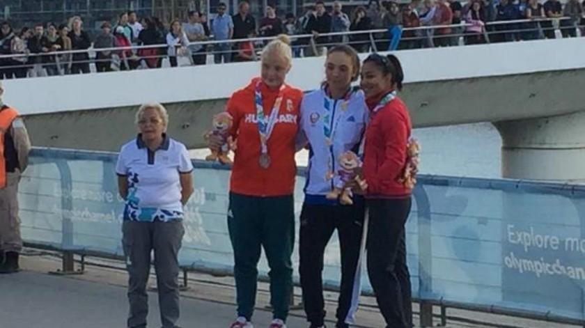 Tijuanense ganó bronce en Juegos Olímpicos de la Juventud