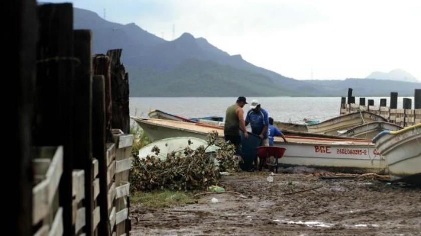 Contabilizan daños en Guaymas y Empalme