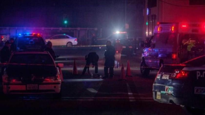 Detonaciones en un bar del bulevar Aguacaliente deja 2 personas lesionadas