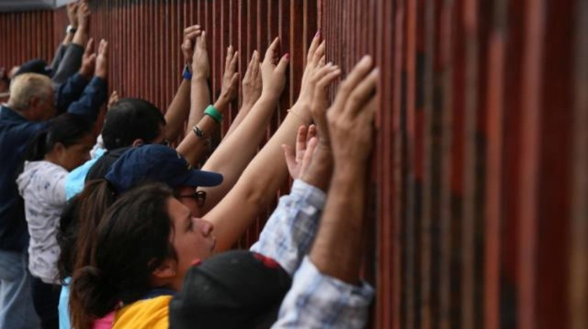 Aumenta deportación por Tijuana 13.35%  en primeros 8 meses