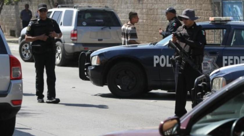 Permanecerán en TIJ los 130 elementos de la Policía Federal