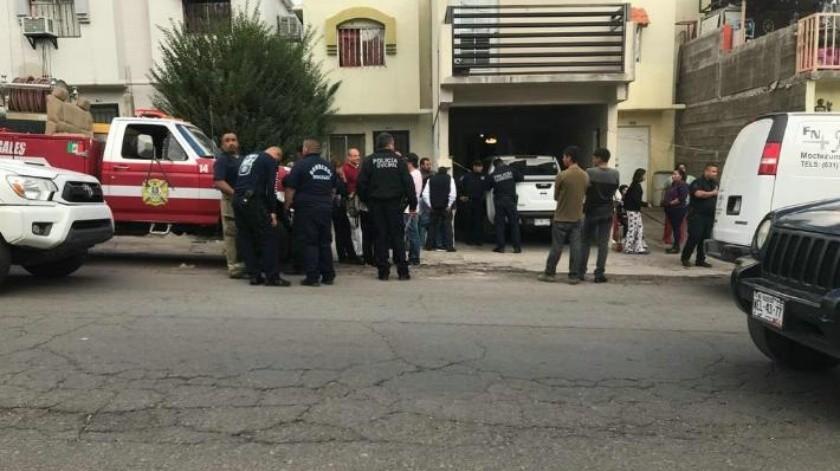 Consterna asesinato de madre e hija en Nogales