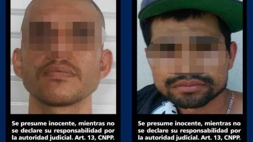 Apresa Policía Municipal a dos fugitivos