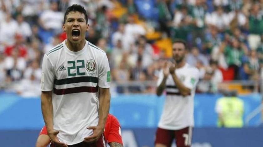 Después del 7-0, México y Chile se verán las caras