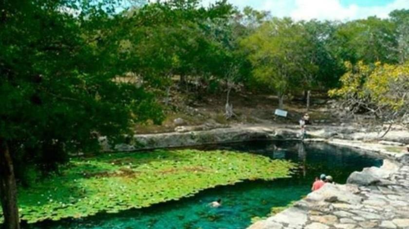 Descubre la ruta de los cenotes en Yucatán