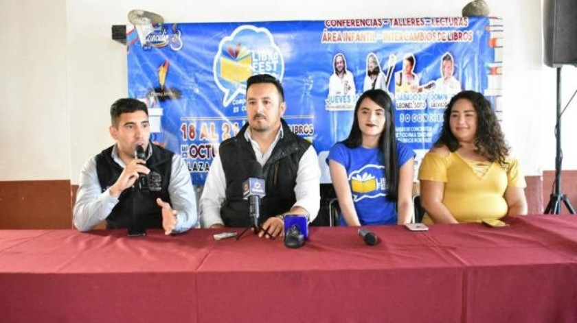 Se llevará a cabo séptimo Libro Fest en Ensenada