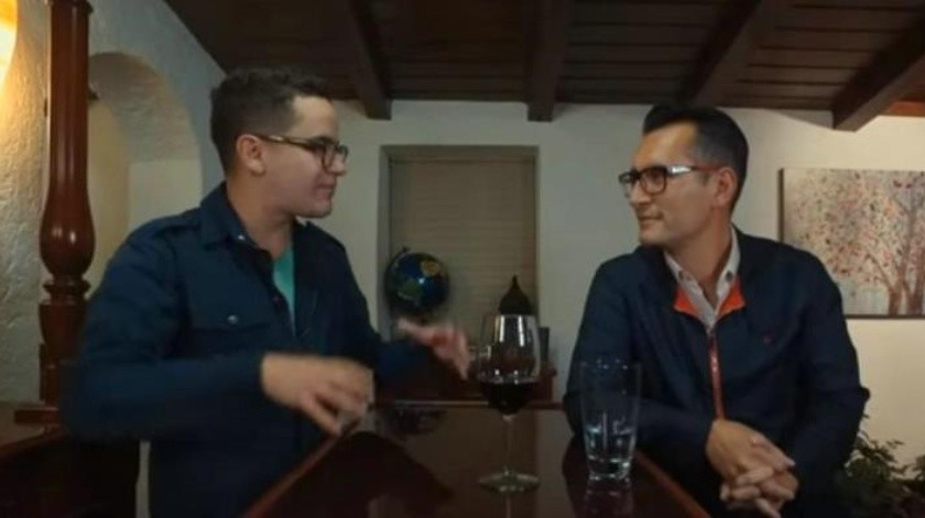 """""""Porque me corriste y nunca me pagaste el finiquito"""", le dice Mauricio Mancera a Sergio Sepúlveda"""