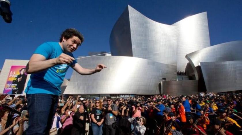 Gustavo Dudamel recibirá importante premio de las artes