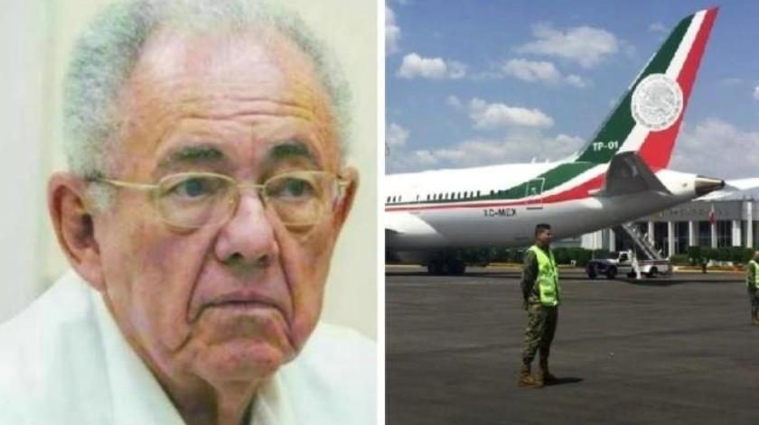 Demoler hangar presidencial; la propuesta de Jiménez Espriú, futuro titular de SCT