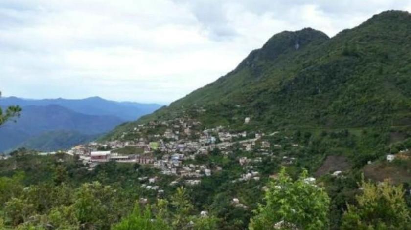 Mueren 6 en deslave de cerro en San Pedro Ocotepec, Oaxaca; hay cuatro niños entre las víctimas