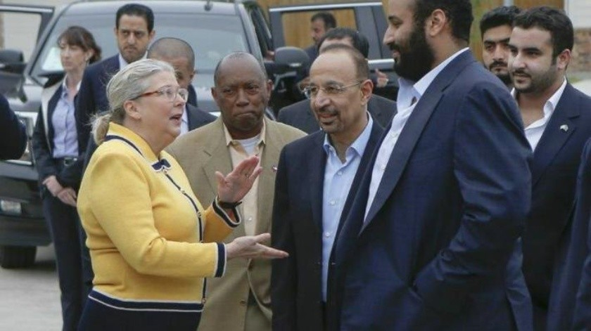 Hombre cercano a príncipe saudí, ligado a periodista perdido Jamal Khashoggi