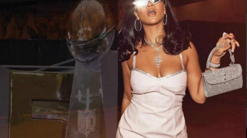 Por un exjugador de NFL, Rihanna rechaza presentarse en Super Bowl LIII