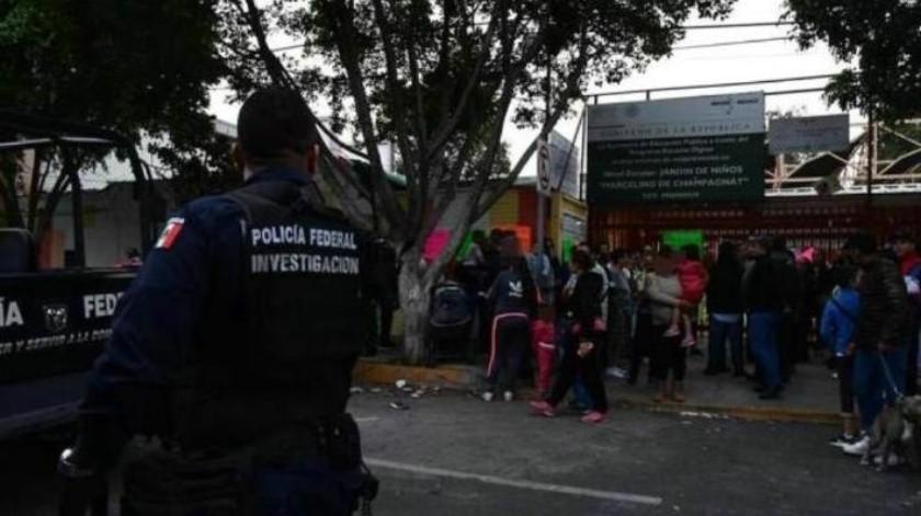 Detienen a Ramón, presunto violador de 37 niños en kínder de la GAM; será acusado de pederastia