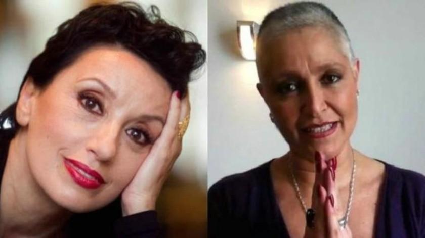 Superan Luz Casal y Daniela Romo cáncer con trabajo y familia