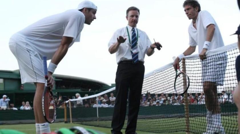 VIDEO: La muerte súbita llega a el Abierto de Wimbledon