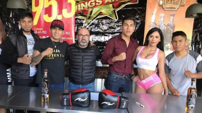 AZTK Boxing anuncia función