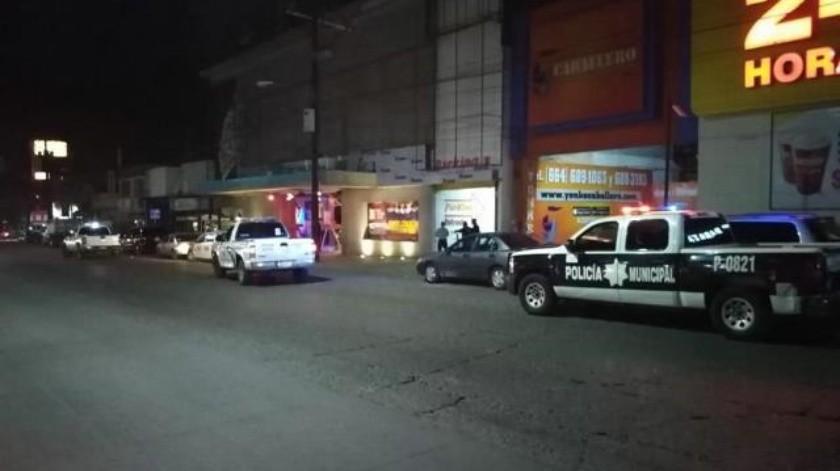 """#ÚltimaHora Ataque armado en """"bar"""" del bulevar Díaz Ordaz en Tijuana ; hay un lesionado"""
