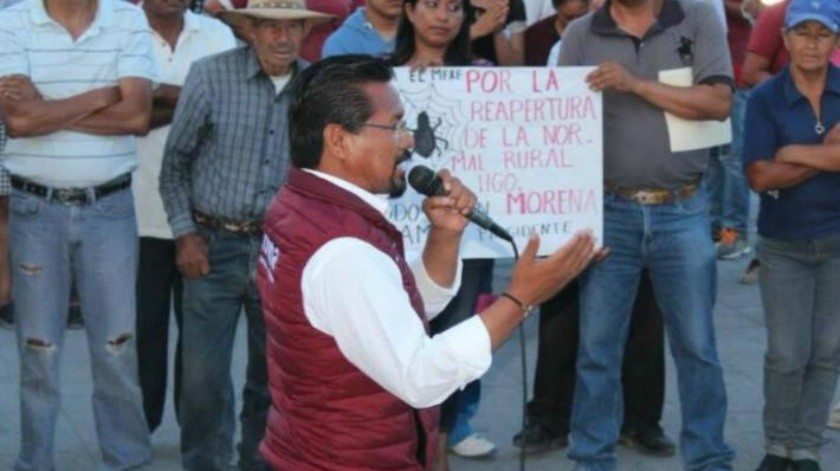 Anuncian diputados de Morena proceso de desafuero para Cipriano Charrez
