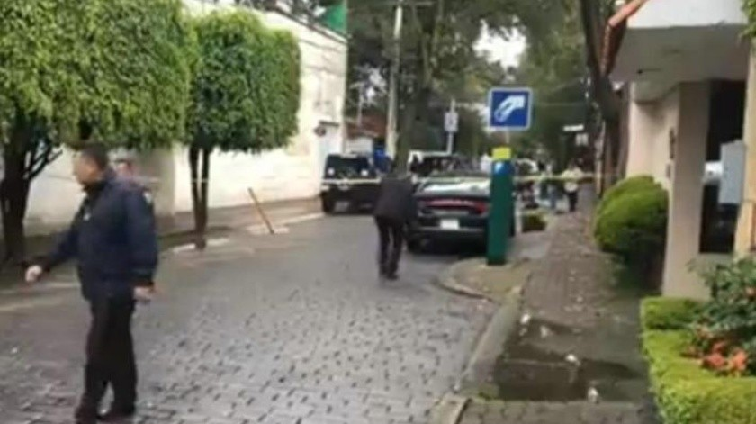 Ocurre balacera en la casa del ex cardenal Norberto Rivera; hay un muerto