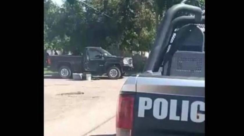 Encapuchados privan de su libertad a padre e hijo en Ciudad Obregón