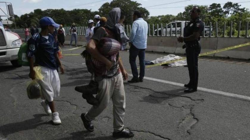 Paso de centroamericanos es frecuente por Sonora: INM