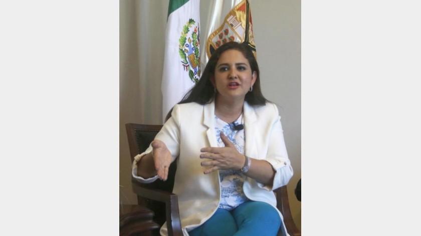 Dejan déficit en Municipio de $800 millones: Célida López