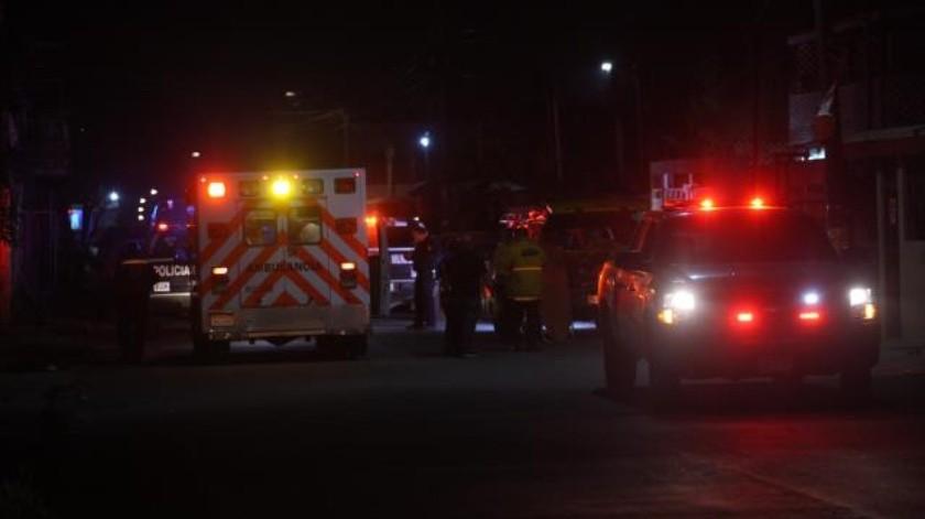 Reportan doble homicidio el domingo en la Sánchez Taboada de Tijuana