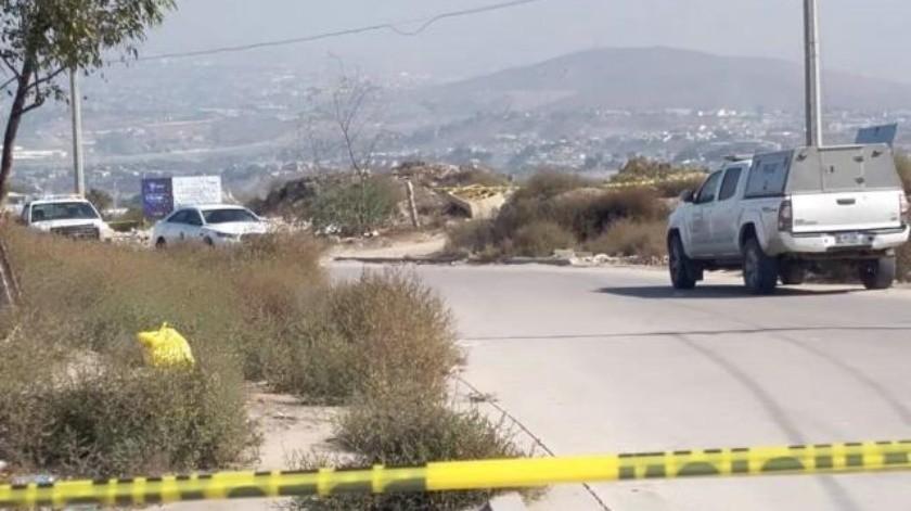 Encuentran cuerpo desmembrado dentro de maleta en Tijuana