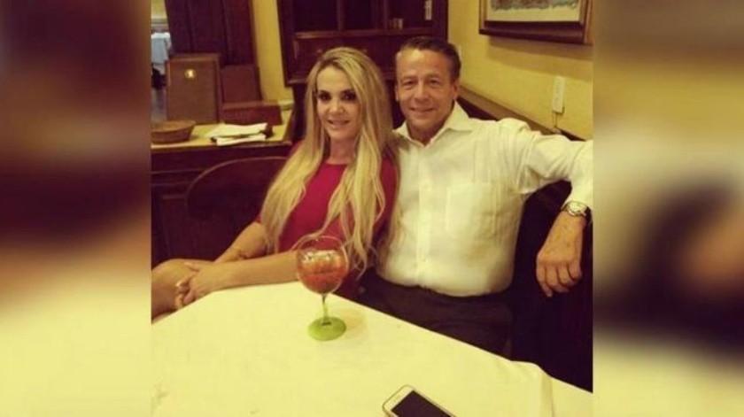 Ex pareja de Alfredo Adame ventila vida íntima con el actor