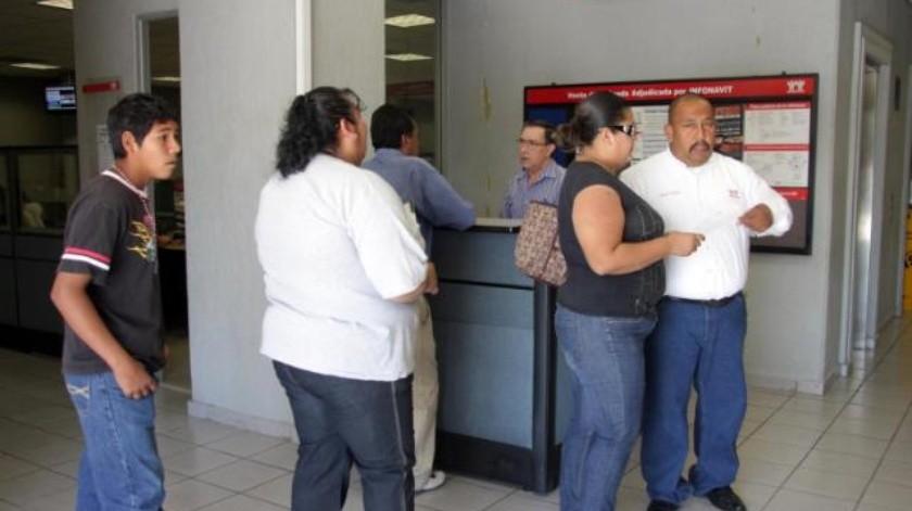 Infonavit lleva módulos hasta los trabajadores a lugares de empleo