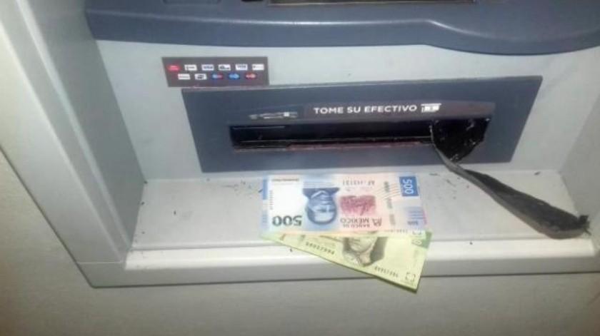 Detectan nueva modalidad de robo en cajeros automáticos