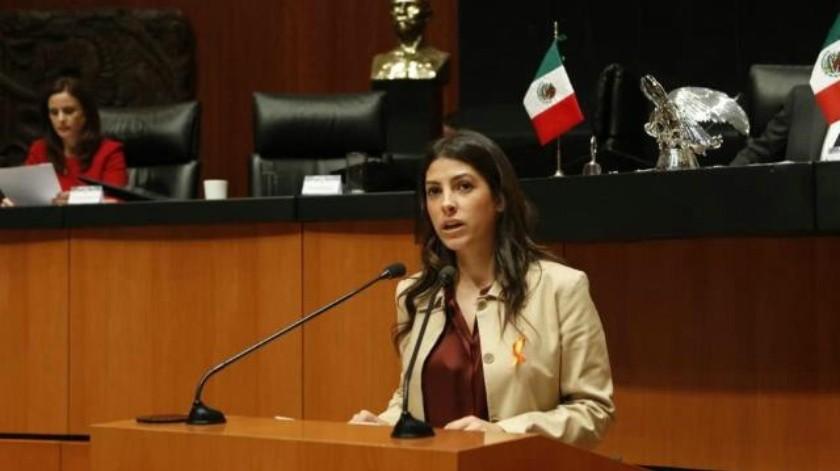 Presenta senadora Sylvana Beltrones iniciativa contra uso de plásticos