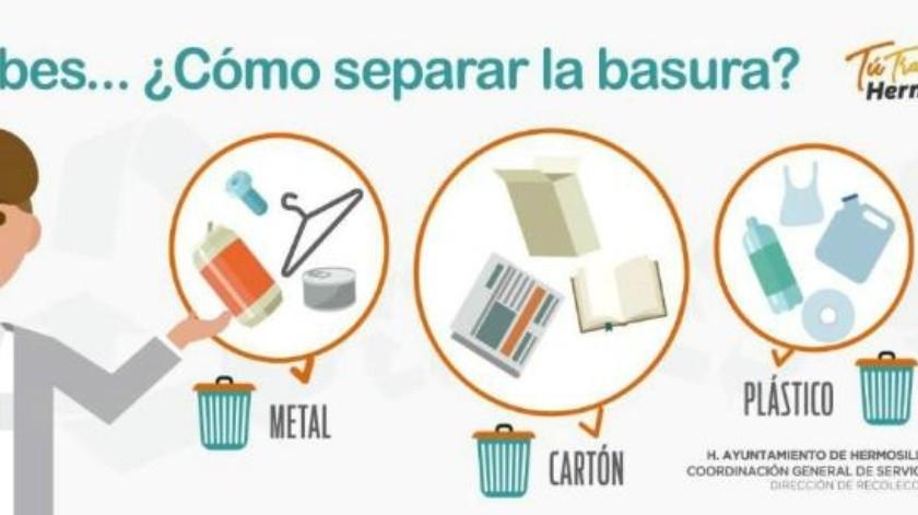 Iniciarán campaña con 19 reciclacentros
