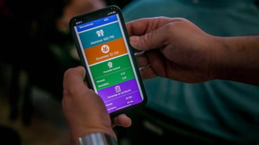 Atentos papás, lanzan app para monitorear el desempeño de las escuelas en BC