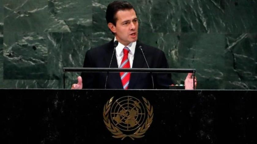 """""""Es el caso que marcó tu sexenio"""": Critican a Peña por hablar de compromiso y justicia en caso Ayotzinapa"""