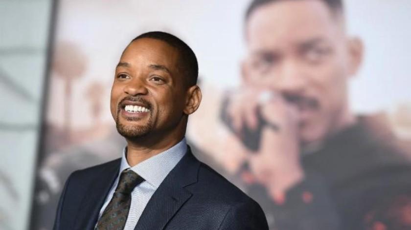 Celebra Will Smith su cumpleaños 50 saltando en bungee
