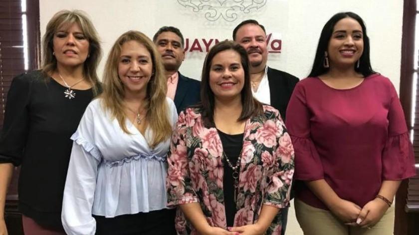 Alcaldesa de Guaymas, Sara Valle, está dispuesta a remover a su cuñado de cargo en el Ayuntamiento