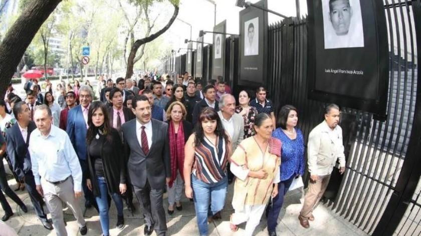 Nestora Salgado asegura que AMLO derrumbará la verdad histórica de la PGR sobre Ayotzinapa