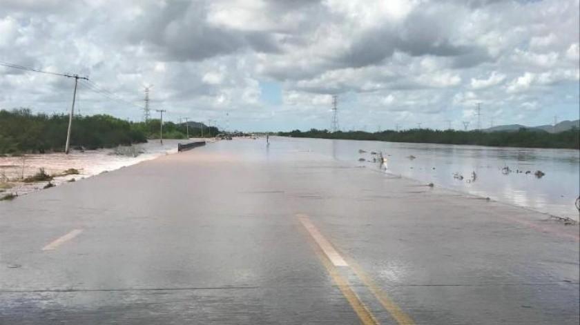Avance del 75% en rehabilitación de caminos tras tormenta tropical 19-E: Sidur