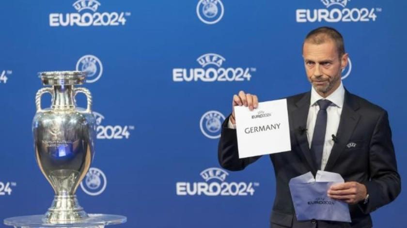 Eurocopa 2024 se jugará en Alemania; ganó 12-4 a Turquía