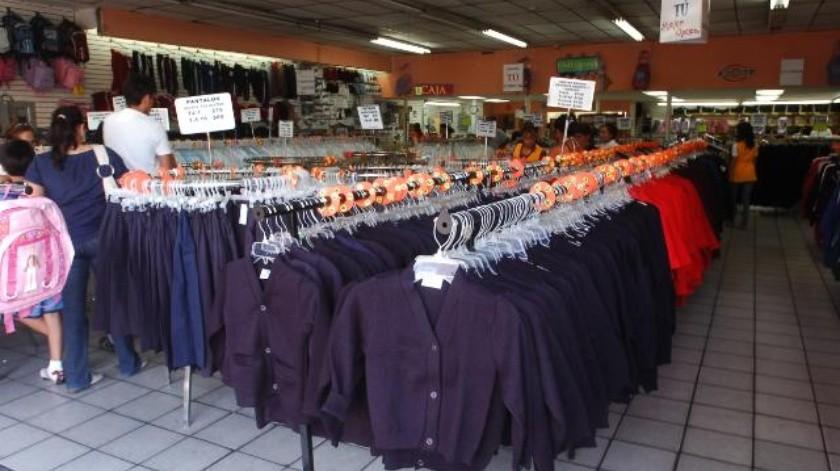 Regalará  DIF Tijuana uniformes escolares