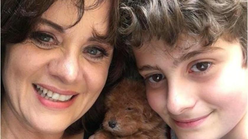 VIDEO: En entrevista Erika Buenfil cuenta su versión de la historia con el papá de su hijo