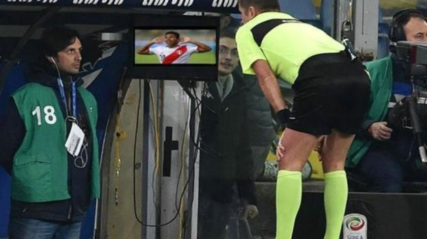 Por caso Cristiano, ¿UEFA aprueba VAR en las próxima edición de la Champions?
