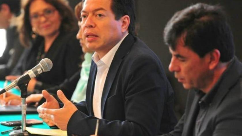 Coordinador de Morena defiende el nombramiento de Sergio Mayer