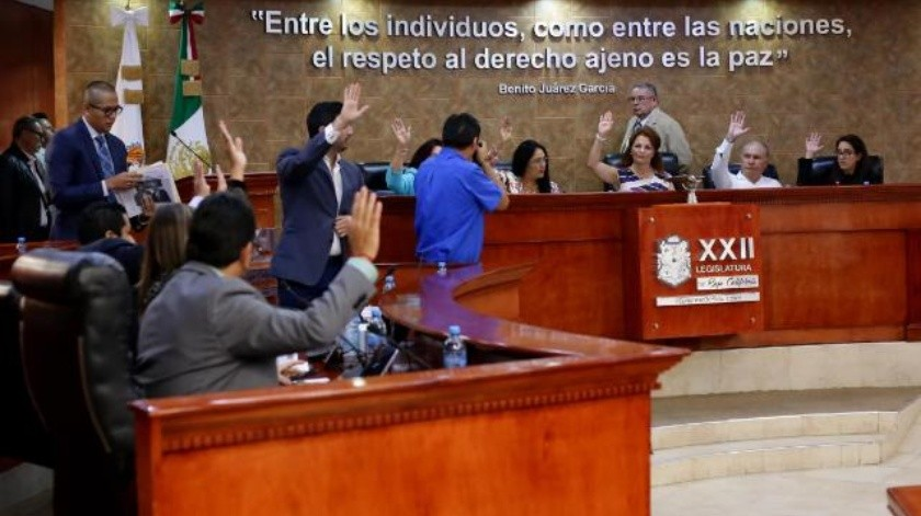 Propone diputada Ríos gubernatura por 5 años para Baja California