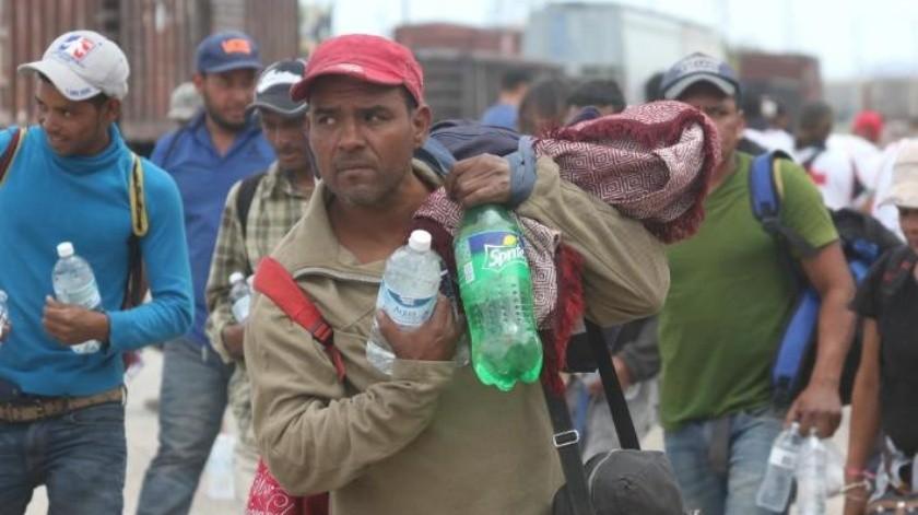 Se quedan en Hermosillo 45 centroamericanos